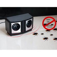 Відлякувач гризунів мишей щурів ультразвукової Dual Sonic 0751