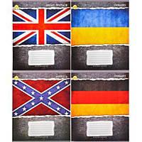 Зошит учнівський на 48 аркушів у лінійку Школярик ш.к.4820006476472