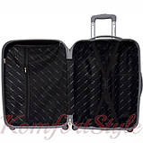 Дорожный чемодан на колесах Bonro Smile большой салатовый (10052803), фото 2