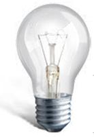 Лампи розжарювання Іскра 100 Вт Е27 звичайні (4823003504148)