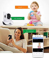 Wi-Fi IP камера Hiseeu FH1A 1080p, фото 7