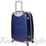 Дорожный чемодан на колесах Bonro Smile большой синий (10052802), фото 2