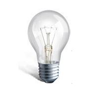 Лампи розжарювання Іскра 75 Вт Е27 звичайні (4823003504131)