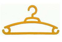 Вішак для одягу - 40 помаранчевий  Lamela