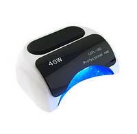 Гібридна CCFL + LED лампа 48W Beauty nail K18 ( сушка для нігтів) арт. 4277