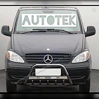Кенгурятник (передняя защита) Mercedes Vaneo 1996-2003