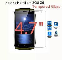 Загартоване захисне скло на Homtom Zoji Z6 Оригінал