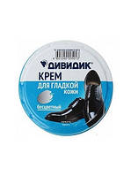 Крем для взуття Класик бляшана банка 50 мл безбарвний (4601240005013)
