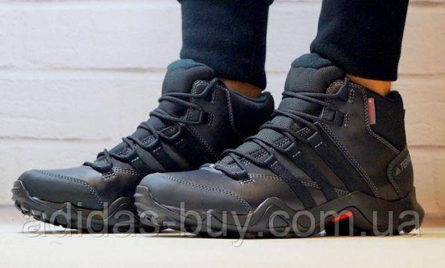 Ботинки мужские adidas оригинал зимние TERREX AX2 40.5 41 42 размер