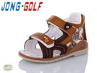 Сандалии летние детские для мальчика A880-3 (23-28) Jong-Golf купить оптом на 7км