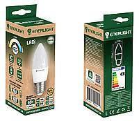 Світлодіодна лампа сфера Enerlight P45 9Вт 4100K E27
