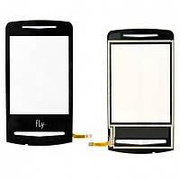 Touchscreen (сенсорный экран) для Fly E130, оригинал