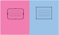 Зошит учнівський на 12 аркушів у лінійку Тетрада Тверда офсетка  ш.к.4820049490022 код 272