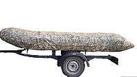 Тент стояночный для лодки 360 камуфляж