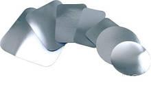 Крышка из алюминиевой фольги + картон (SPT51L) 18 см. 100шт / уп