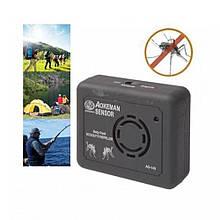 Ультразвуковий портативний відлякувач комарів UltraSonic Mosquito Repeller Aokeman Sensor AO-149