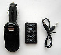 ФМ модулятор автомобыльний трансмітер FM MOD. I9D 2USB (34629)