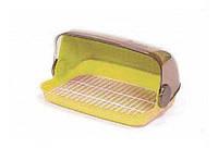 Хлібниця Галицька МІДІ 03-лимон 35*27*18,8см