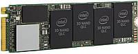 Твердотельный накопитель [SSD M.2] Intel 1TB M.2 PCIe NVMe 660p Series [SSDPEKNW010T8X1]