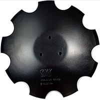Диск бороны дисковой Ф460мм Horsch 23246102