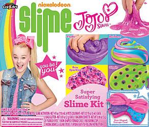 Игровой набор для изготовления слаймов Cra-Z-Art Nickelodeon JoJo Siwa DIY Slime