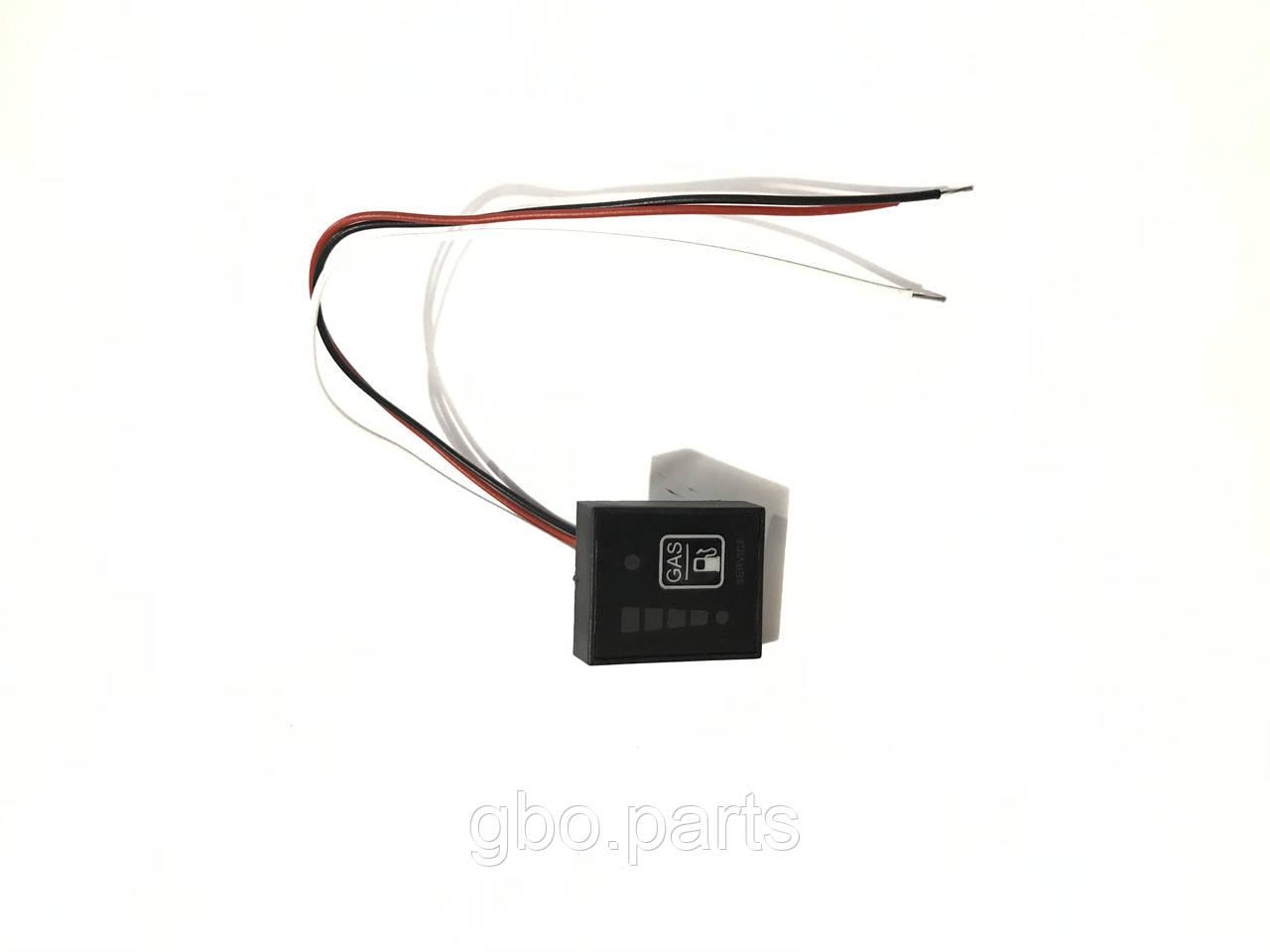 Перемикач (кнопка) LED-200 для електроніки Stag-4 GoFast 4 цил. 4-е покоління
