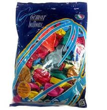 Надувні кульки дитячі шарік GM-90 перламутр 100 шт