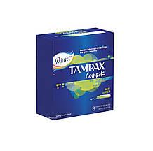 Тампони з аплікатором Tampax 8 шт