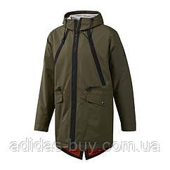 Куртка парка мужская Reebok оригинал зимняя S 46 M 48 размер