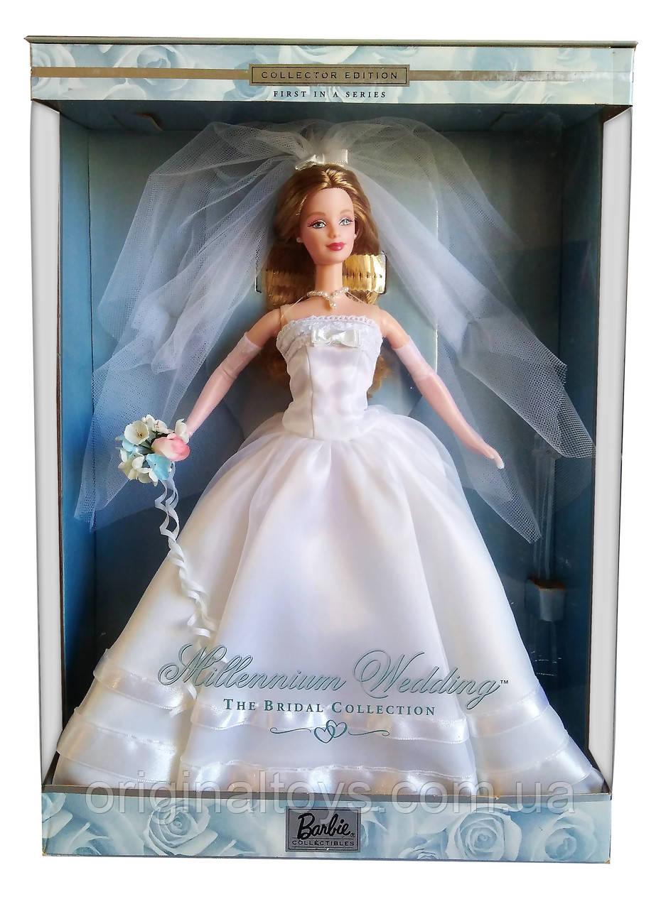 Коллекционная кукла Барби Свадебная Millennium Wedding Barbie 1999 Mattel 27674