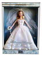 Коллекционная кукла Барби Свадебная Millennium Wedding Barbie 1999 Mattel 27674, фото 1