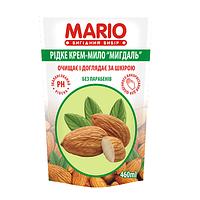 Крем-мило Mario 460 мл Мигдаль дой-пак. (4823317435459)