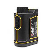 Лазерный дальномер SNDWAY SW-600A функция спидометра чехол, фото 3
