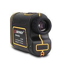 Лазерный дальномер SNDWAY SW-600A функция спидометра чехол