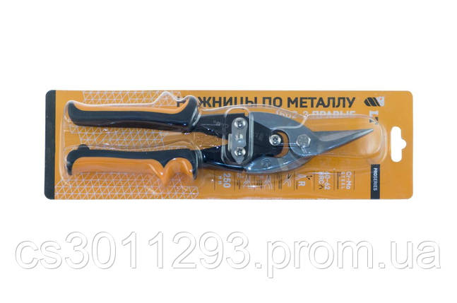 Ножницы по металлу LT - 250 мм правые PROF, фото 2