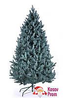 """Литая елка """"Премиум"""" (голубая) 1.8м, фото 1"""