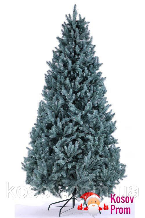 """Литая елка """"Премиум"""" (голубая) 2,5м"""