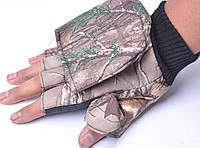 Рукавицы для зимней рыбалки,варежки перчатки спиннингиста, утепленные перчатки рыбака , XXL