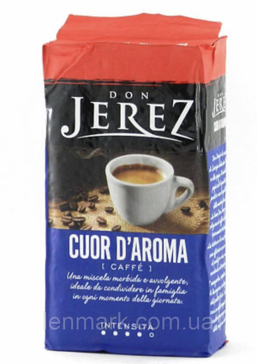 Кофе молотый Don Jerez Cuor D'aroma 250 г