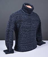 Мужской теплый свитер под горло Vip Stendo