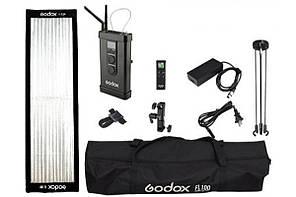 Гибкий светодиодный осветитель Godox FL150R Flexible LED Photo Light 30х120см (FL150R)