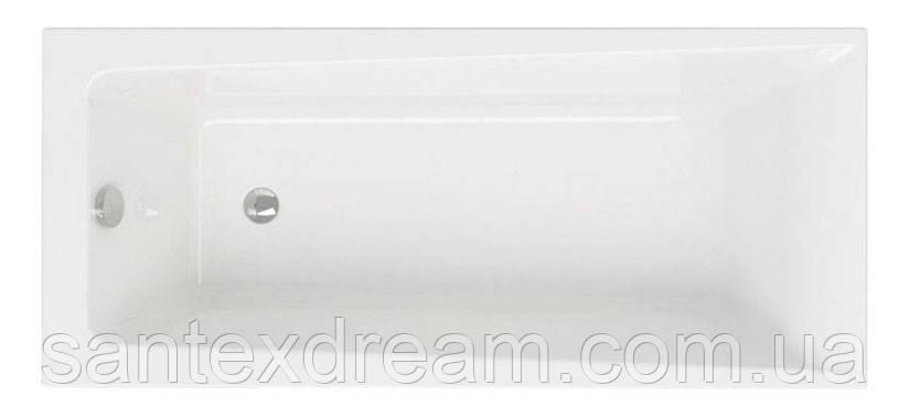 Ванна Cersanit Lorena 150x70 прямоугольная