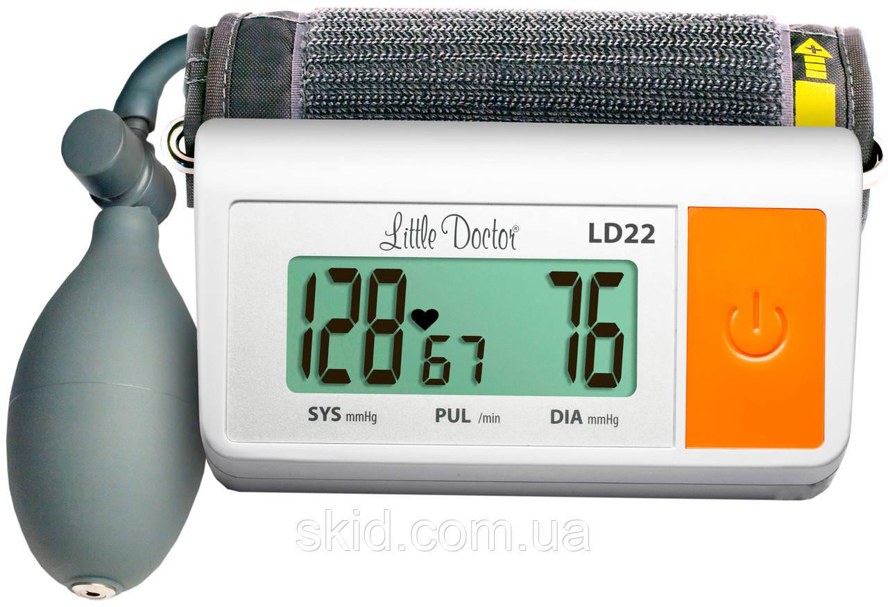 Тонометр напівавтомат LITTLE DOCTOR LD-22