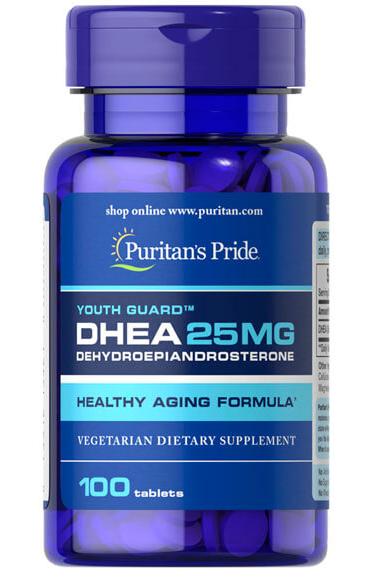 Puritan's Pride D.H.E.A 25 mg 100 tabs