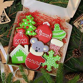 Пряники - новогодние подарки