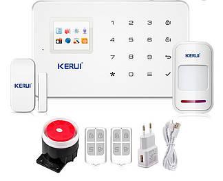 Охранная Сигнализация Kerui G18 Беспроводная GSM