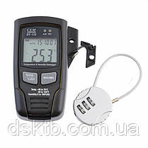 Регистратор температуры и влажности DT-172 C.E.M., фото 3