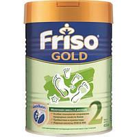 Смесь Friso Gold 2 LockNutri для детей с 6 до 12 месяцев 400 г
