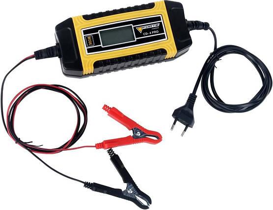 Зарядное устройство Forte CD-4 PRO, фото 2