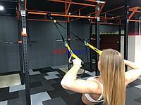 Петли TRX (трх петля) многофункциональный тренажер для фитнеса VMSport (vms-001)